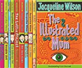 Jacqueline Wilson Jacqueline Wilson 10 book set: Buried Alive!, Bad Girls, The Story of Tracy Beaker, Dare Game, Lottie Project, Suitcase Kid, Illustrated Mum, Bed and Breakfast Star, Double Act & Cliffhanger