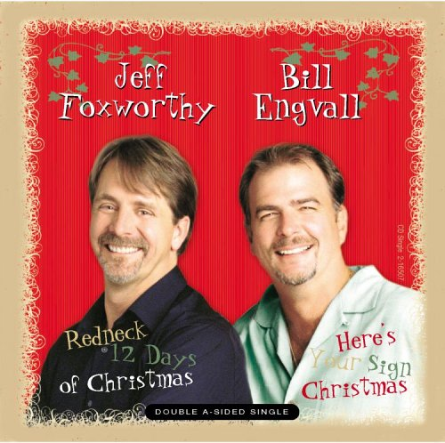 BILL ENGVALL - Redneck 12 Days of Christmas / Here
