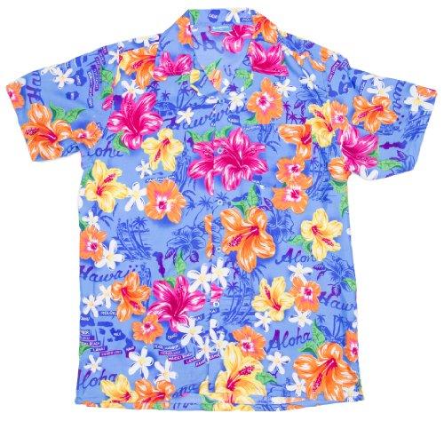 ragstock-mens-hawaiian-island-floral-print-aloha-shirt-blue-x-large