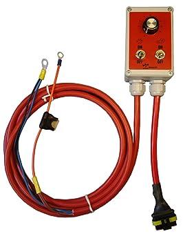 Kontraplatte für elektrischen Streuer VT 1.4