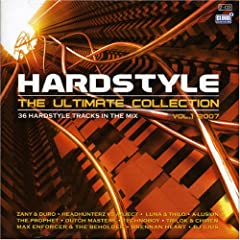 Hardstyle The Ultimate Collection 2008 Vol.1