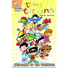 Tiny Titans Vol. 01: Welcome to the Treehouse