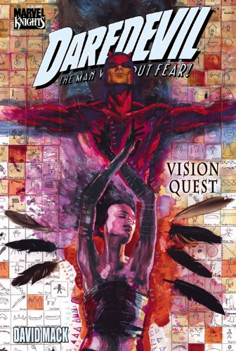 Daredevil / Echo: Vision Quest