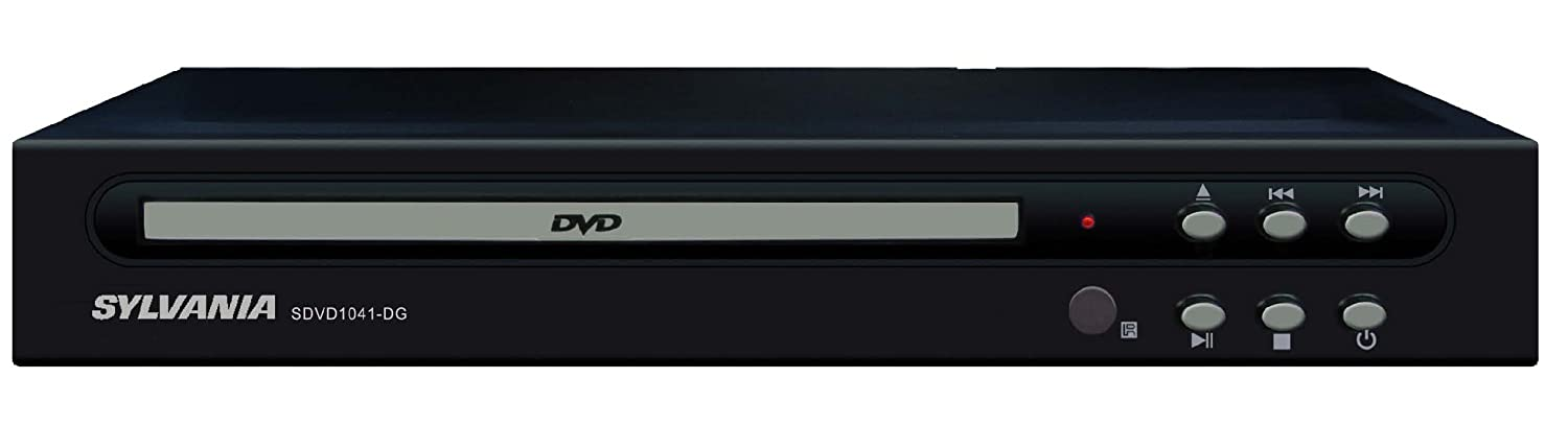 Sylvania SDVD1041 Compact DVD Player
