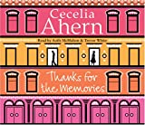 Thanks for the Memories Cecelia Ahern