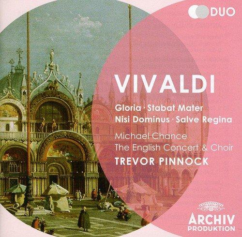 CD : Trevor Pinnock - Vivaldi (United Kingdom - Import)