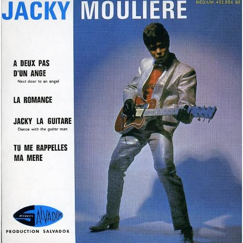 A-2-Pas-Dun-Ange-Ep-Vol-1-Jacky-Mouliere-Audio-CD