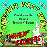 Vol.#3 Mother West Wind When Stories