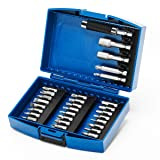 PROSTORMER 1/4-inch Imapct Driver Bit Set with Organizer Box - Screwdriver Bits, Nut Driver Bits and Extension Bit Holder 29-piece Set | CR-V Steel (Color: Driver Bits, Tamaño: 29Pcs)