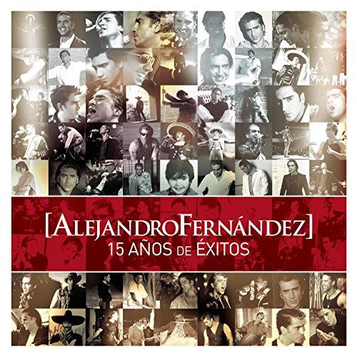 Alejandro Fernandez - 15 Aã±os De Exitos - Zortam Music