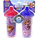 Munchkin Paw Patrol Click Lock Insulated Sippy Cup, 2 Count