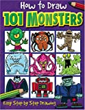 How to Draw 101 Monsters (How to Draw)