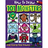 Ht Draw 101 Monsters (How to Draw)by Dan Green
