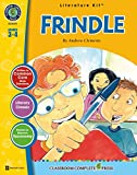 img - for Frindle Literature Kit Gr. 3-4 book / textbook / text book