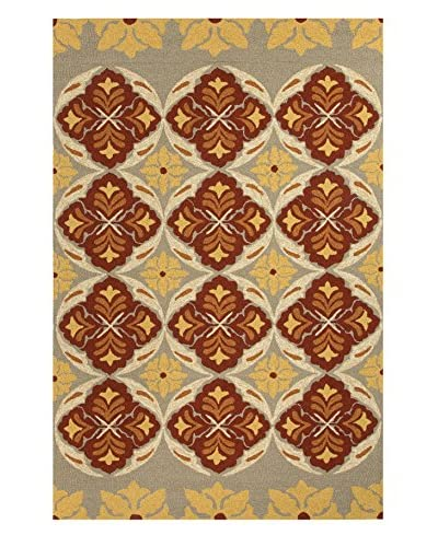 Jaipur Rugs Tribal Pattern Indoor/Outdoor Rug