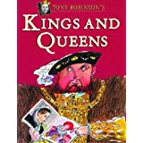 The Hutchinson Book Of Kings & Queensby Tony Robinson