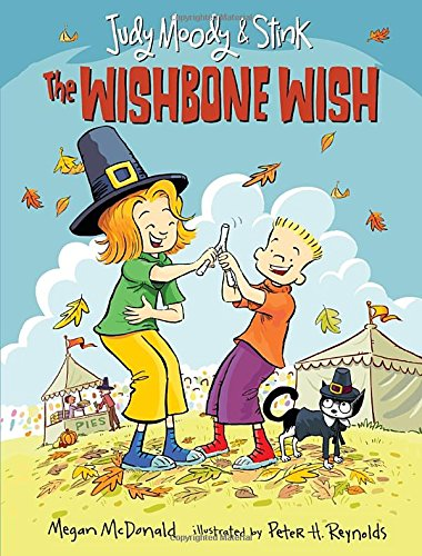 Judy Moody and Stink: The Wishbone Wish Book Review and ...