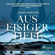 Aus eisiger Tiefe: Der dritte Fall für Ingrid Nyström und Stina Forss (       gekürzt) von Roman Voosen, Kerstin Signe Danielsson Gesprochen von: Samy Andersen