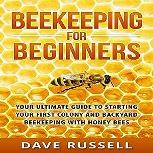 Beekeeping for Beginners Audiobook