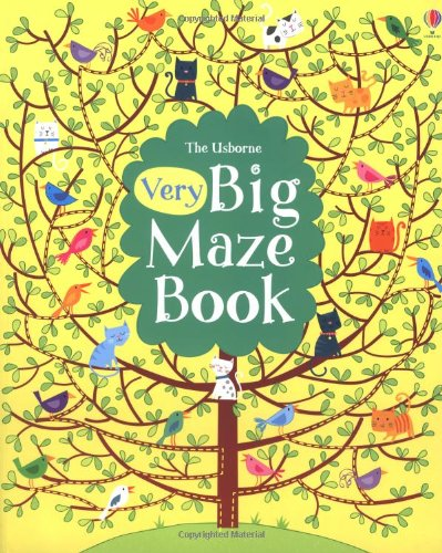 Very Big Maze Book (Big Maze Books)