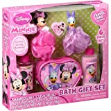 Disney Minnie Bath Gift Set, 6 Pc Set