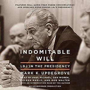 Indomitable Will Audiobook