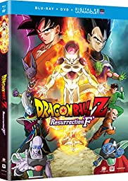 Dragon Ball Z - Resurrection \'F\' [Blu-ray + DVD + Digital HD]