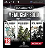 Metal Gear Solid HD Collectionpar Konami