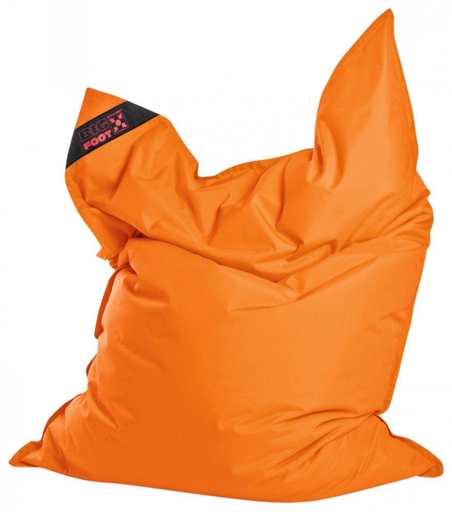 MAGMA Outdoor-Sitzsack BIG FOOT orange günstig