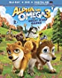 Alpha and Omega 3: The Great Wolf Games [Bluray + DVD + Digital] [Blu-ray]