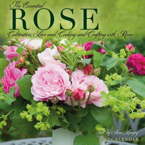 The Essential Rose 2012 Wall Calendar