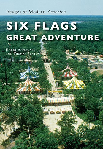 six-flags-great-adventure-images-of-modern-america-english-edition