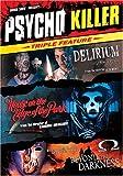echange, troc Psycho Killers Triple Feature [Import USA Zone 1]