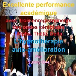 Excellente performance académique: Garanti pour améliorer votre performance d'au moins 25%! | [Sunny Oye]
