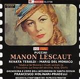 echange, troc Puccini, Tebaldi, Monaco, Ocdasc, Pradelli - Manon Lescaut