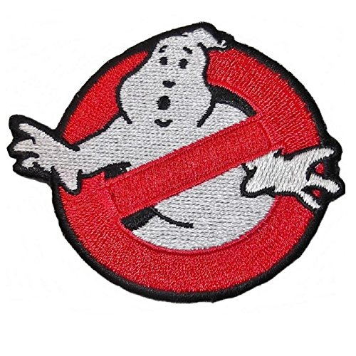 Find Bargain Ghostbuster Movie Embroidered Uniform Logo Patch by StarBase Atlanta