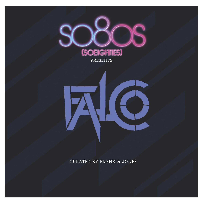 """so8os (soeighties) presents FALCO"" curated by Blank & Jones erscheint am 07.12.2012"