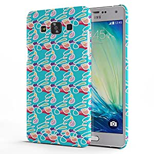 Koveru Designer Printed Protective Snap-On Durable Plastic Back Shell Case Cover for Samsung Galaxy A5 - Splot