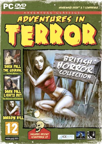 Adventures In Terror: British Horror Collection  (PC)