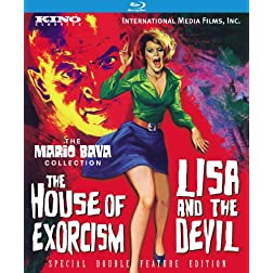 Lisa and The Devil / The House of Exorcism: Remastered Edition [Blu-ray]