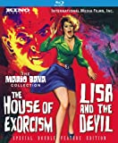 Lisa and the Devil (Special Double Feature Edition) and the House of Exorcism [Blu-ray]