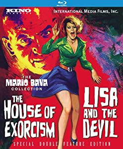 The House of Exorcism / Lisa and the Devil (Special Double Feature Edition) [Blu-ray]