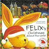 Felix's Christmas Around the World with Envelope