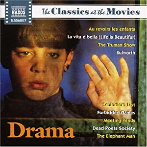 Classics At The Movies Drama from Naxos