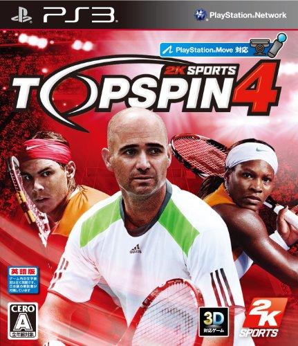 【ゲーム 買取】Top Spin 4