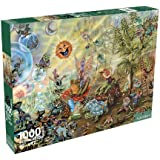 Dream Combo 1000 pieces Jigsaw Puzzle