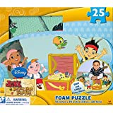 25-pc. Jake & Neverland Pirates Foam Floor Puzzle