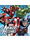 Avengers Lunch Napkins 16ct