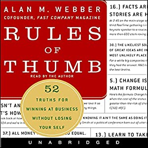 Rules of Thumb Audiobook