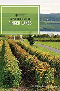Book Cover: Explorer's Guide Finger Lakes